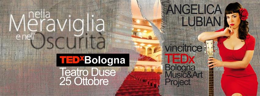Angelica Lubian TEDx