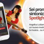 Angelica Lubian & Spotlight